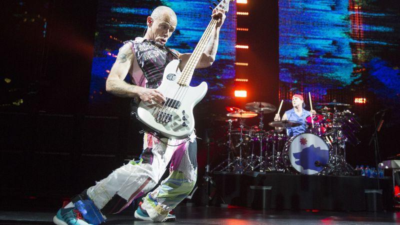 عازف الجيتار Flea