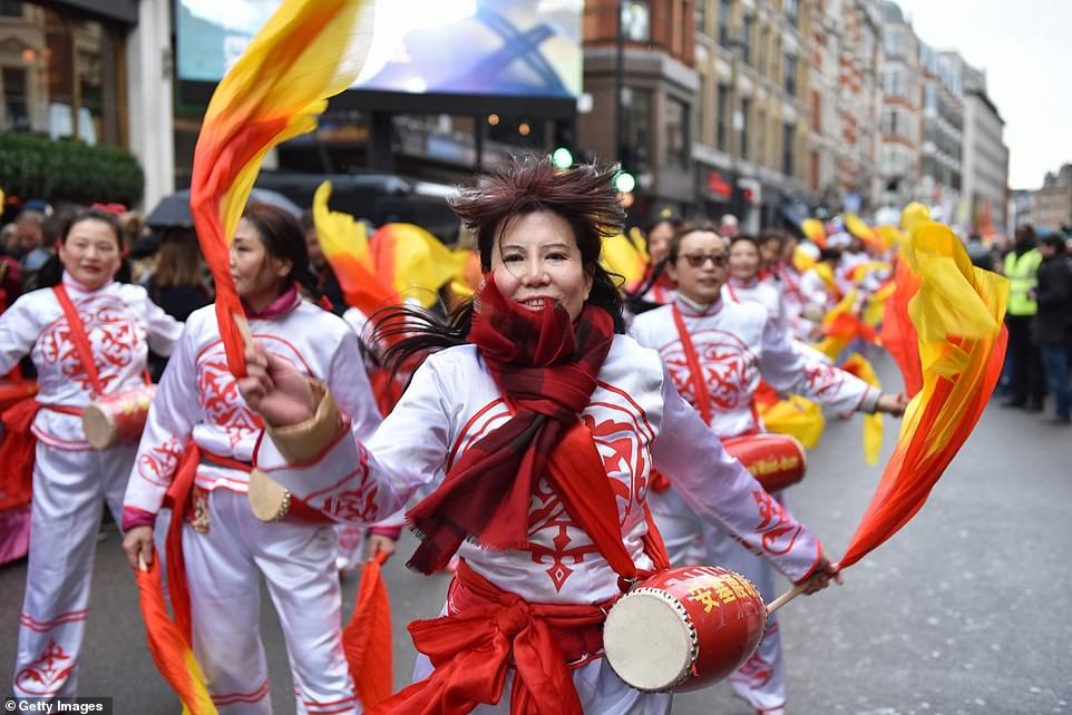 احتفال السنة الصينية الجديدة (15)