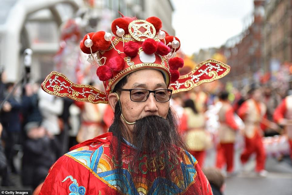 احتفال السنة الصينية الجديدة (16)