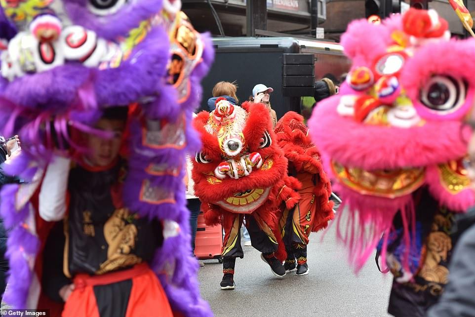 احتفال السنة الصينية الجديدة (14)