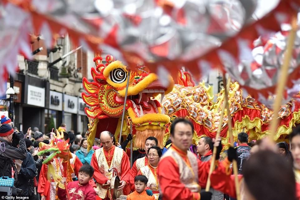 احتفال السنة الصينية الجديدة (7)