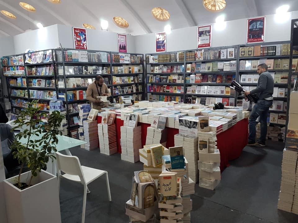 معرض الدار البيضاء الدولى للكتاب الـ25 فى يومه الرابع (6)
