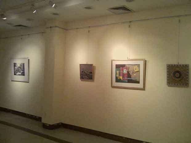 المعرض الطواف الثالث بقصر ثقافة السويس (2)