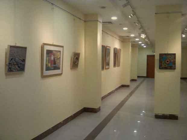 المعرض الطواف الثالث بقصر ثقافة السويس (5)