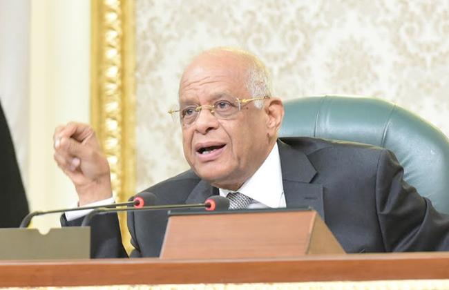 رئس مجلس النواب على عبد العال
