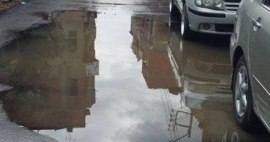 تراكم مياه الامطار