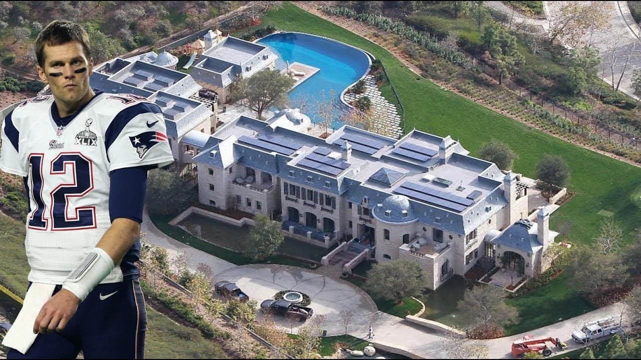 منزل توم برادى
