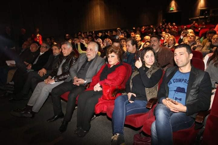 جانب من حفل ختام مهرجان ايام القاهرة الدولي للمونودراما