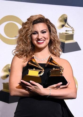 حفل توزيع جوائز Grammy  (10)