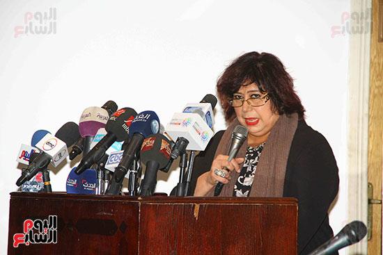المؤتمر الصحفى للإعلان عن أجندة أفريقيا (7)