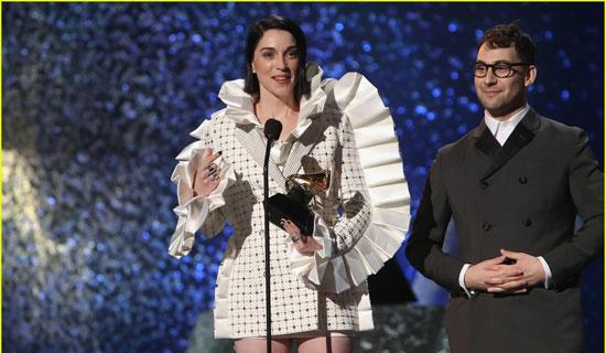 حفل توزيع جوائز Grammy  (21)