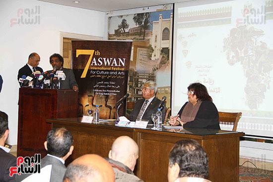 المؤتمر الصحفى للإعلان عن أجندة أفريقيا (12)