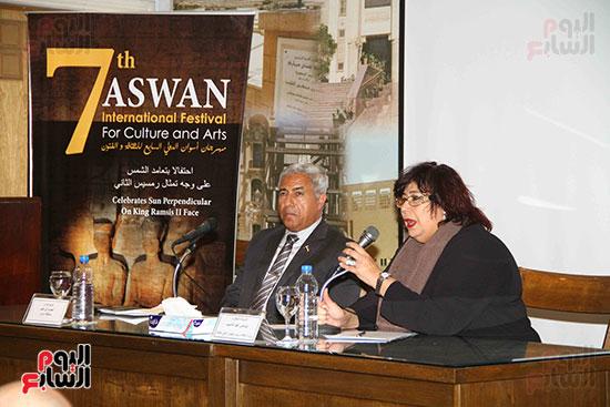 المؤتمر الصحفى للإعلان عن أجندة أفريقيا (14)
