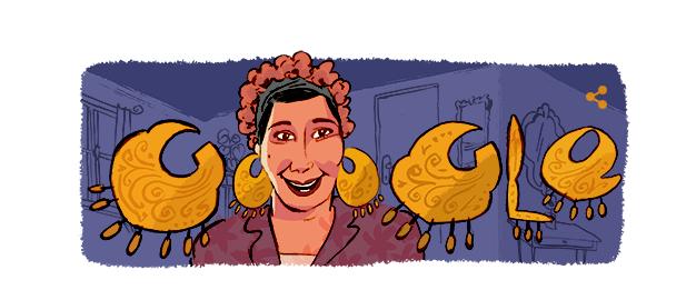 ماري منيب.والمفاجأءة جوجل يحتفل بذكرى ميلادها. اعرف التفاصيل