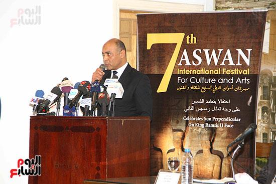 المؤتمر الصحفى للإعلان عن أجندة أفريقيا (13)