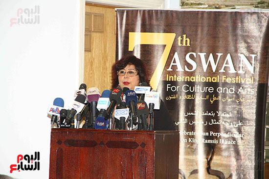 المؤتمر الصحفى للإعلان عن أجندة أفريقيا (4)