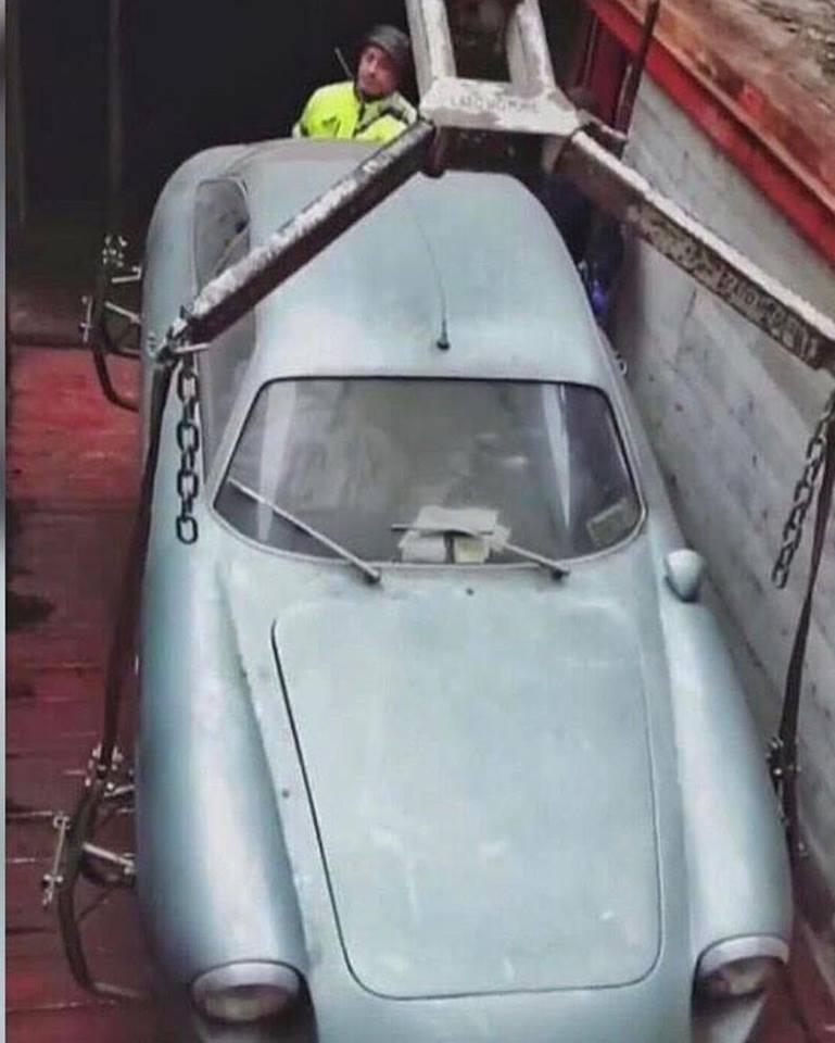 عملية استخراج السيارة