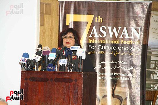 المؤتمر الصحفى للإعلان عن أجندة أفريقيا (3)