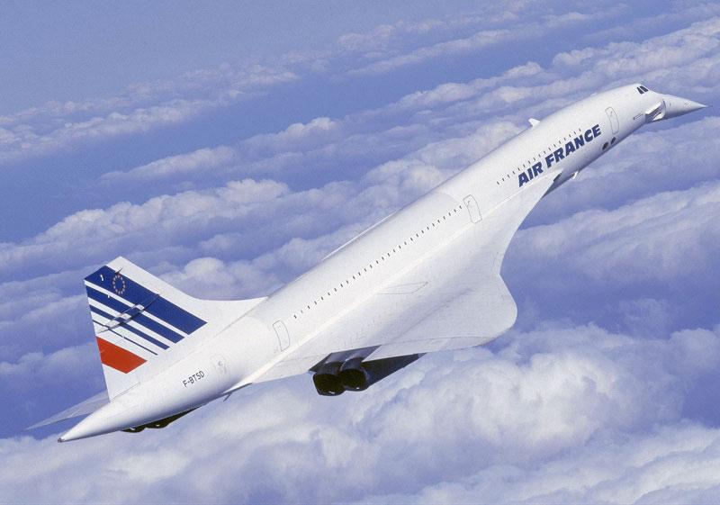 16The Concorde