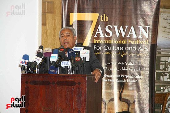 المؤتمر الصحفى للإعلان عن أجندة أفريقيا (10)