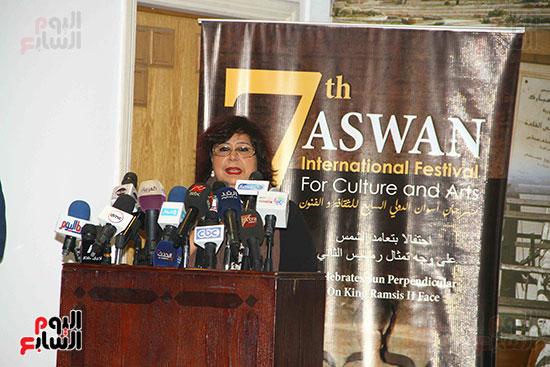 المؤتمر الصحفى للإعلان عن أجندة أفريقيا (2)
