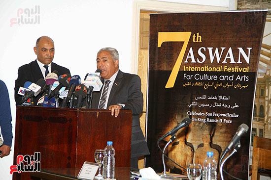 المؤتمر الصحفى للإعلان عن أجندة أفريقيا (9)