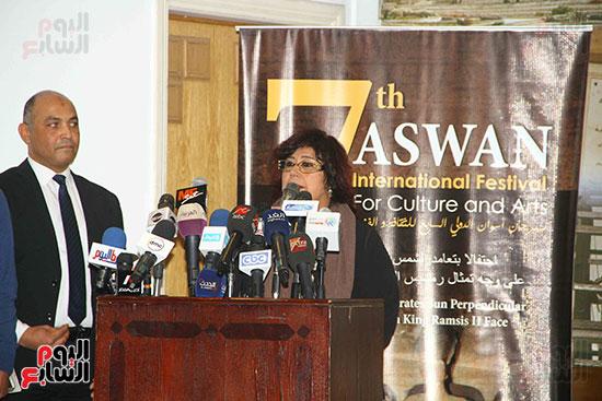 المؤتمر الصحفى للإعلان عن أجندة أفريقيا (1)