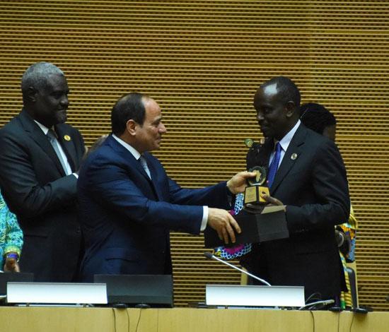 للقمة الأفريقية فى إثيوبيا برئاسة السيسى (5)