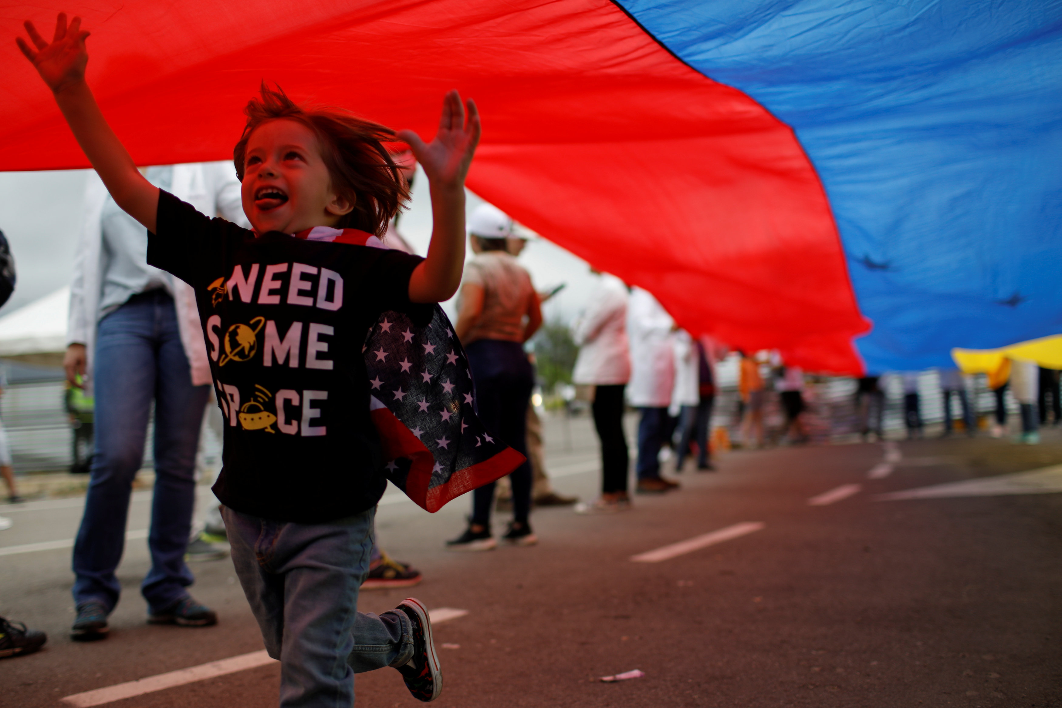أطباء فنزويلا يحتجون بسبب الأوضاع المأساوية (10)