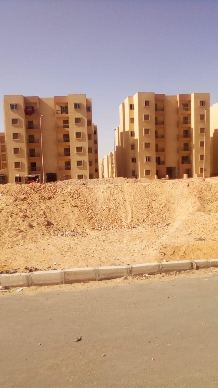 مشروع أبناء الجيزة يعانى نقص الخدمات (4)