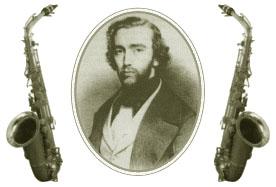 ادلوف مخترع الساكسافون