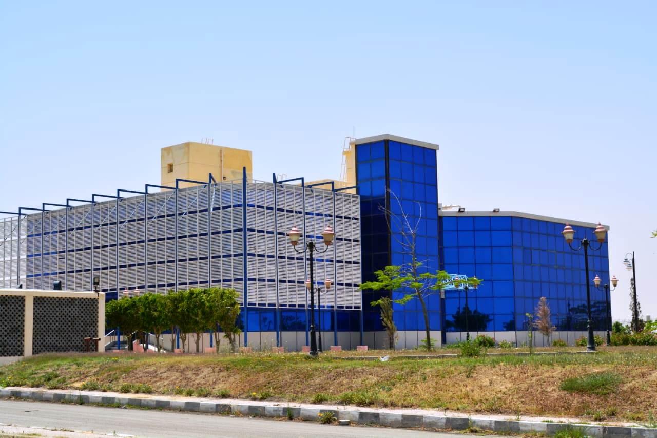 مدينة الابحاث العلمية ببرج لاعرب (11)
