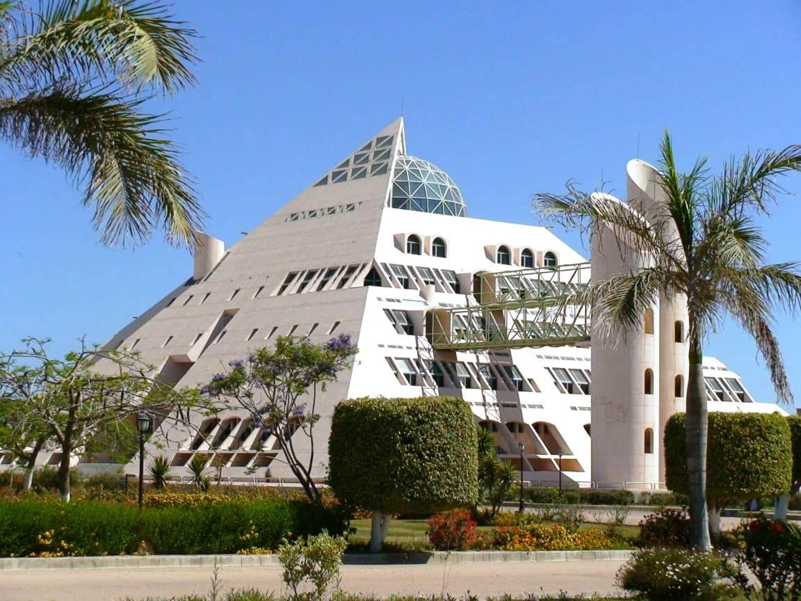 مدينة الابحاث العلمية ببرج لاعرب (2)