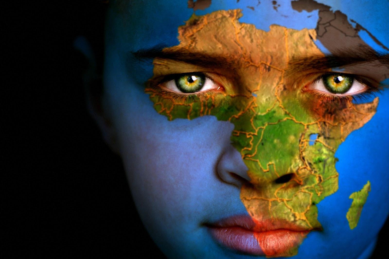 الاتجاة نحو افريقيا