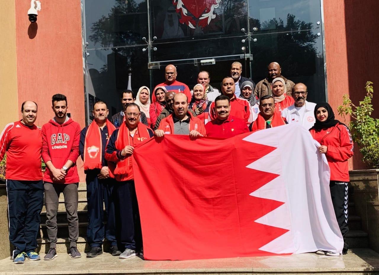 يوم البحرين الرياضى
