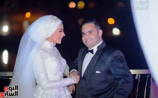 حفل زفاف الزميل لؤى على (58)