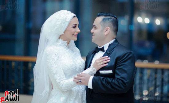 حفل زفاف الزميل لؤى على (57)