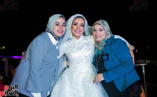 حفل زفاف الزميل لؤى على (60)