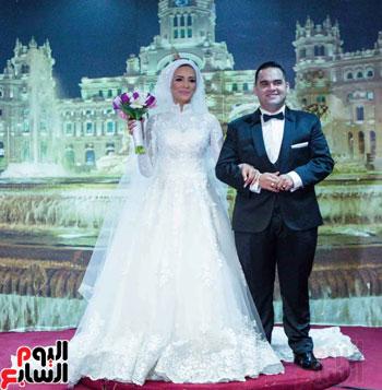 حفل زفاف الزميل لؤى على (68)