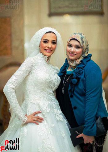 حفل زفاف الزميل لؤى على (48)