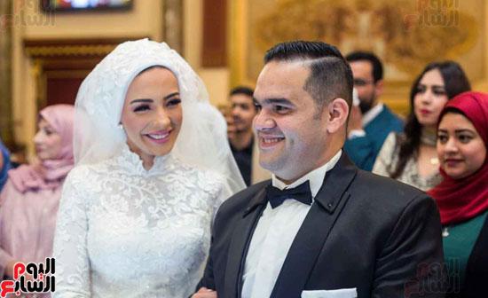 حفل زفاف الزميل لؤى على (31)