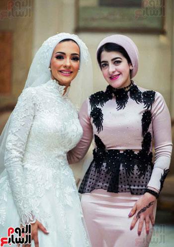 حفل زفاف الزميل لؤى على (49)