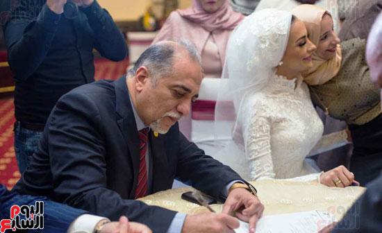 حفل زفاف الزميل لؤى على (20)