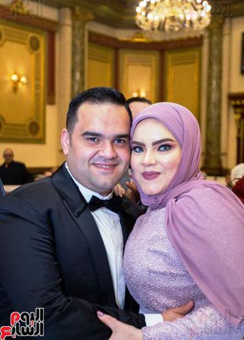 حفل زفاف الزميل لؤى على (35)
