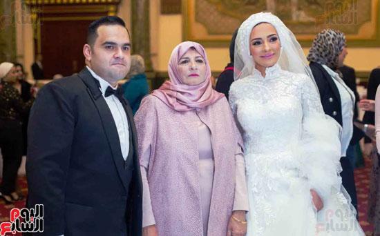حفل زفاف الزميل لؤى على (67)