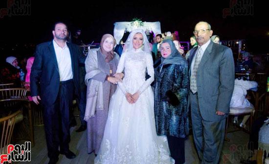 حفل زفاف الزميل لؤى على (62)