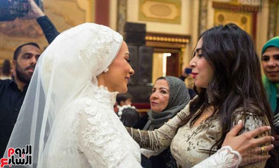 حفل زفاف الزميل لؤى على (28)