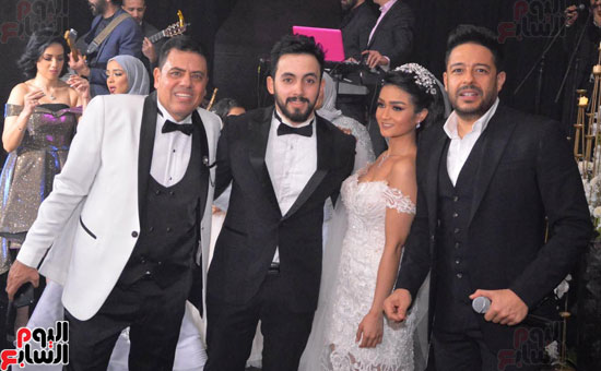 حفل زفاف على العتر وهدير محمد قاسم (20)