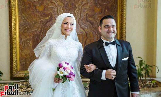 حفل زفاف الزميل لؤى على (1)
