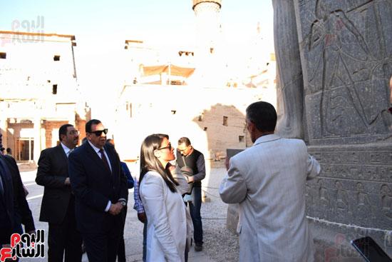 وزيرة-السياحة-في-الاقصر-(3)